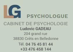Psychologue - psychothérapeute - Allevard - Pontcharra - Goncelin -; le Touvet - La Rochette - Le Cheylas